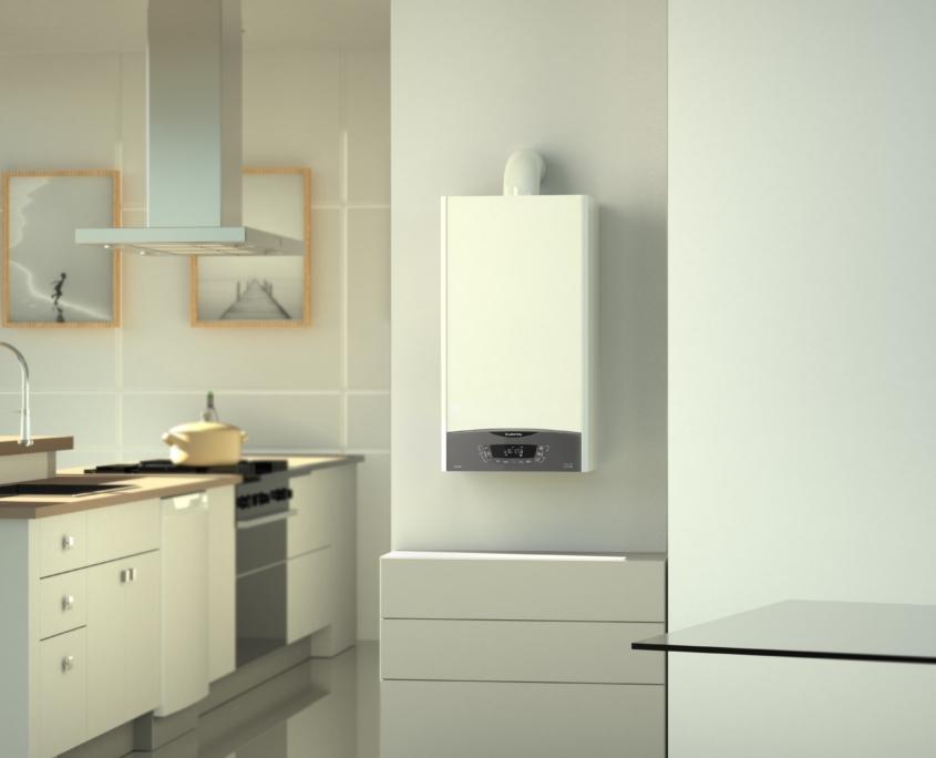 Installazione caldaie, caldaie a condensazione Caselette - Torino
